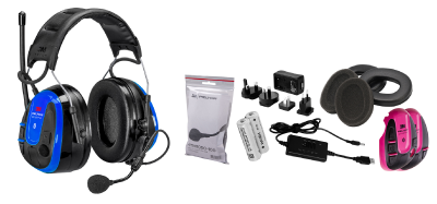 Bluetooth Headset Peltor WS Pro Tac | Skydda Norge