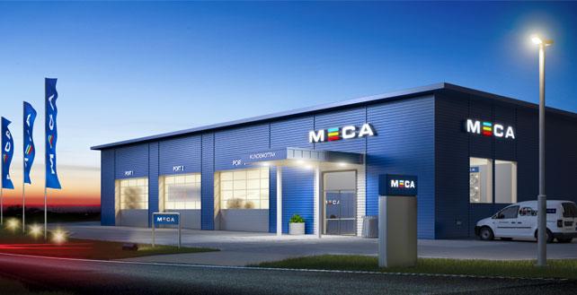 MECA: Går sport i gode arbeidssko | Skydda Norge